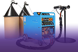 Arc Spray 528 System