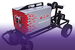 TMS Bridgemaster® Arc Spray System